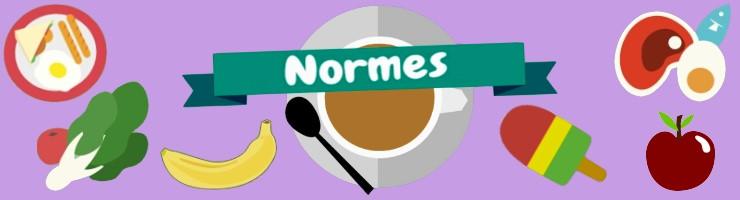 Normes del menjador